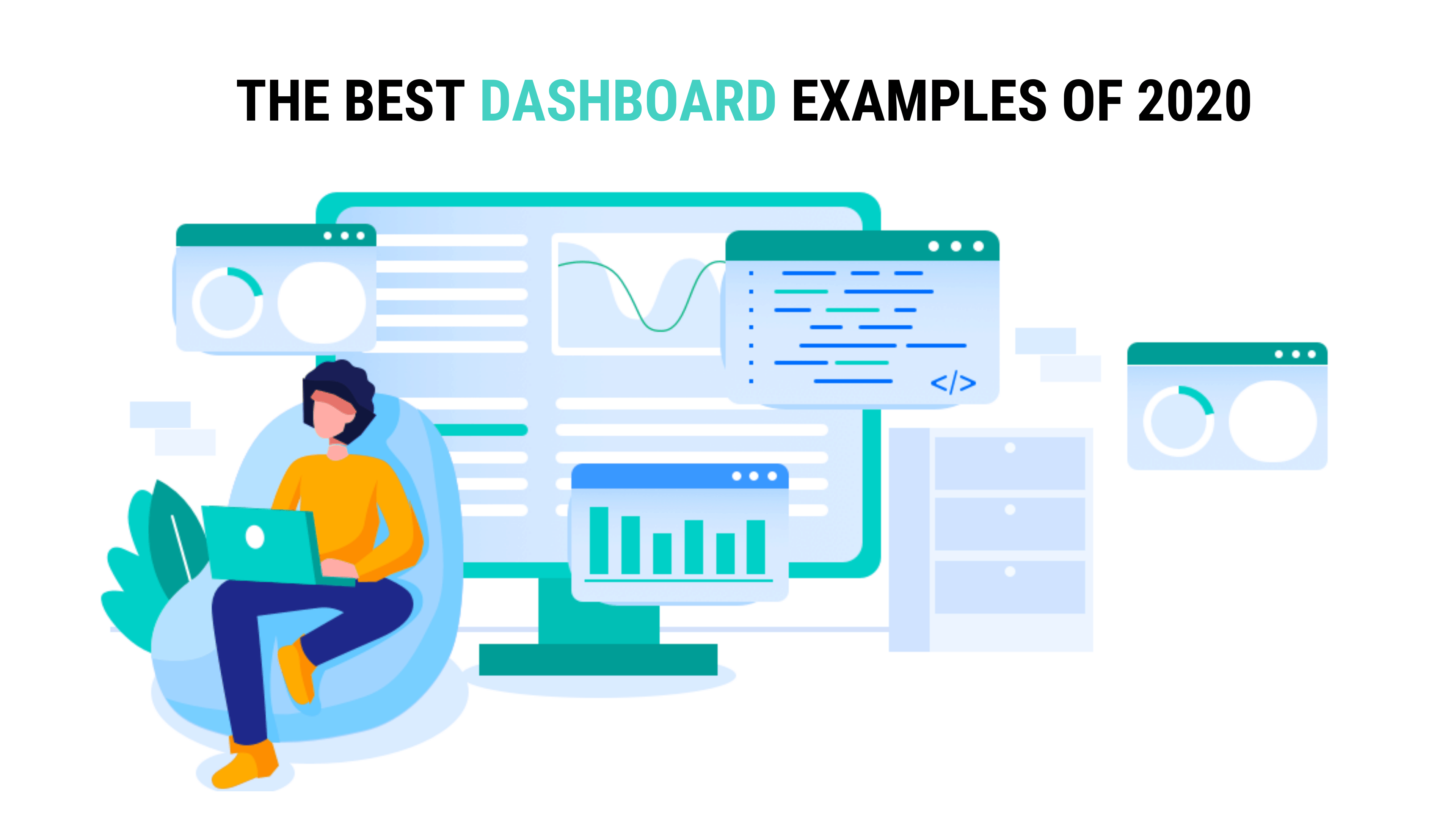 features of the top dashboard examples shared to you by WANDR, an award-winning UX Design Firm