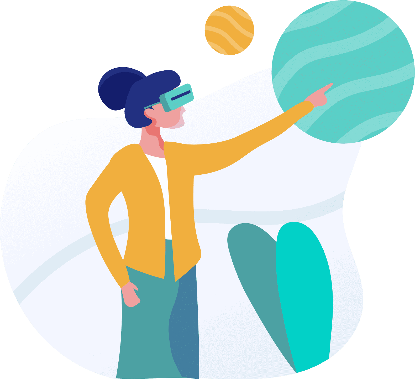 AR and VR technologies can be used for a variety of UX methods featured by WANDR UX Design Firm and Product Strategy