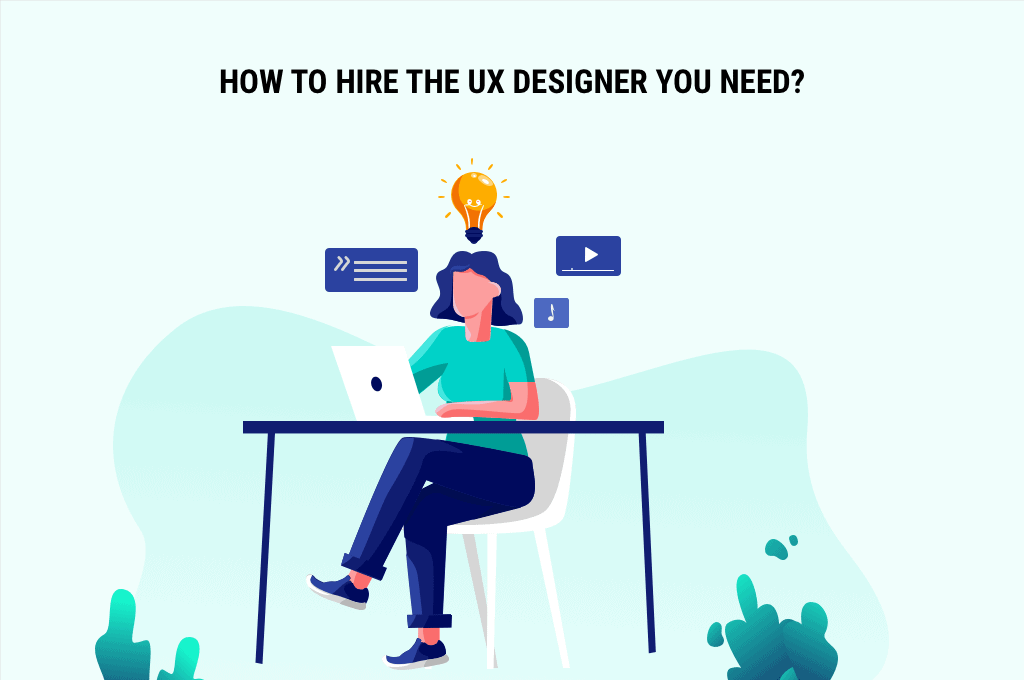 Next Steps on How to Hire a UX Designer from WANDR Studio, the top product strategy and UX design agency