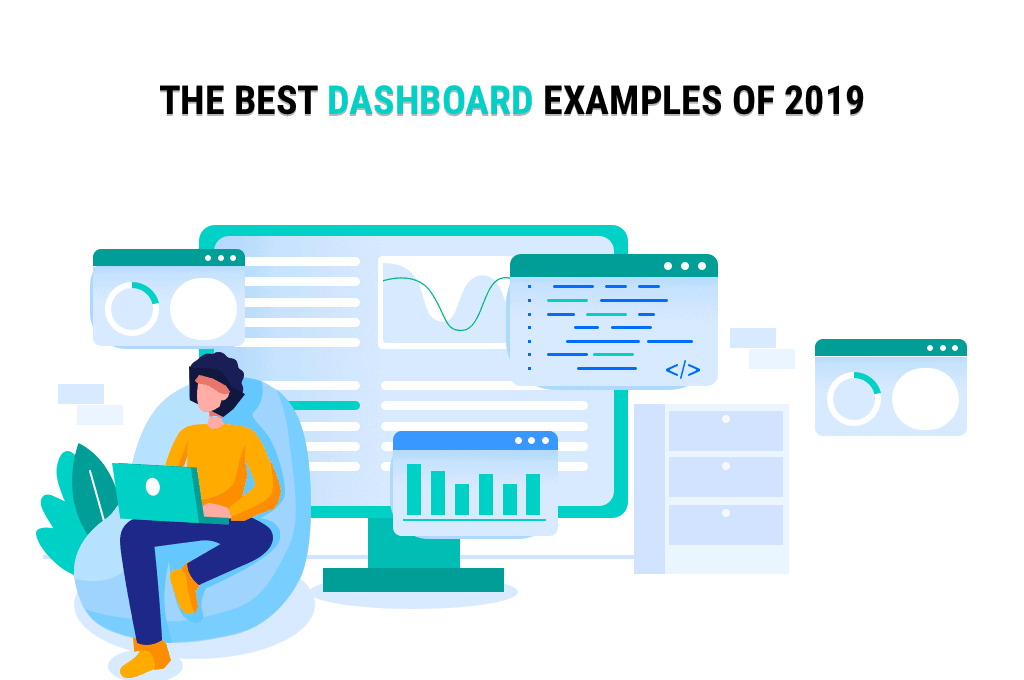 The best dashboard examples of 2019 and tips for your UX dashboard. From WANDR Studio, the top digital design and product strategy agency.