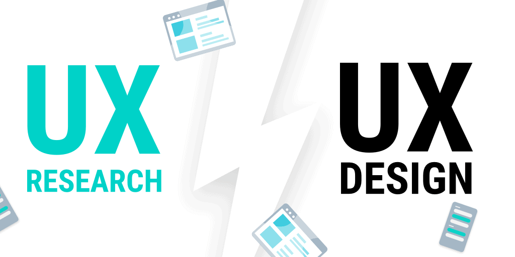 Ux Research Vs Ux Design The Details You Can T Overlook Wandr Ranked 1 Product Strategy Ux Design Firm