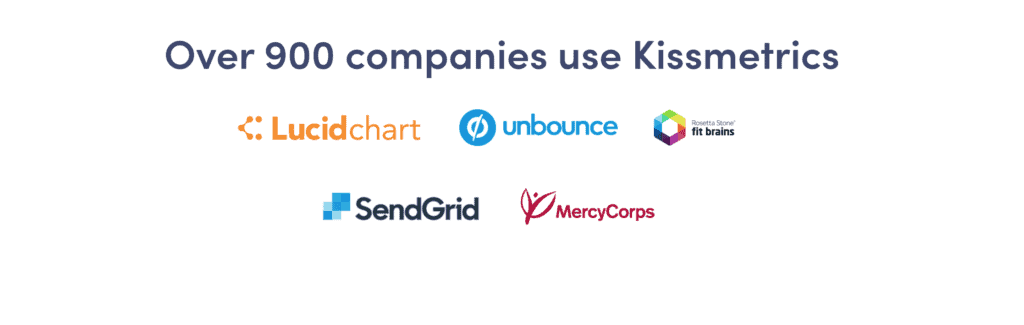 Kissmetrics Website Design