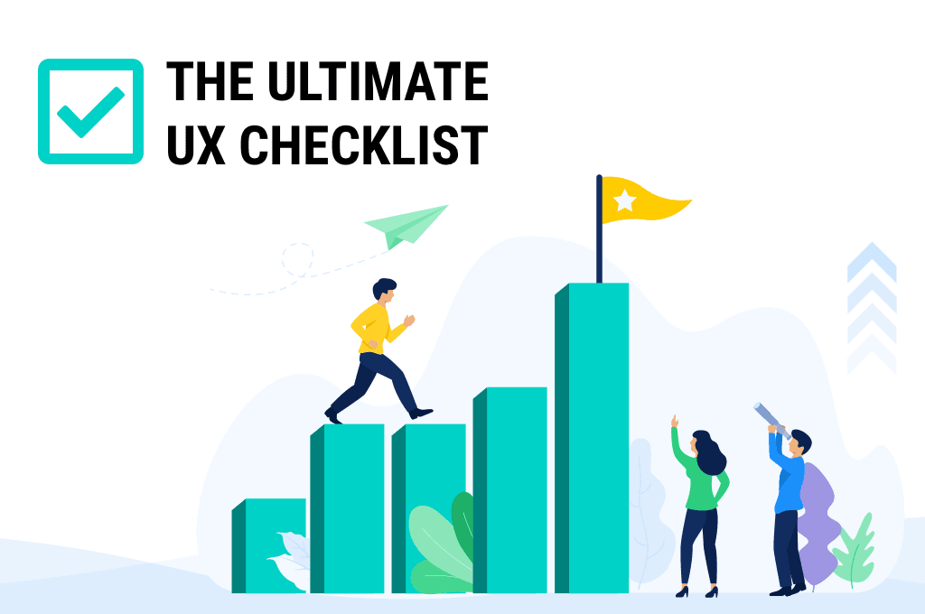 Here is the UX checklist to nail you UX design, brought to you by wandr.studio, the leader in UX/UI.