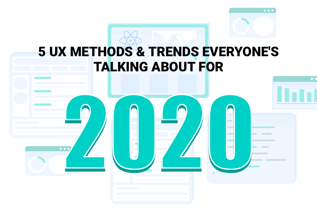 5 Ux Methods Trends To Follow In 2020 Wandr Ranked 1 Product Strategy Ux Design Firm