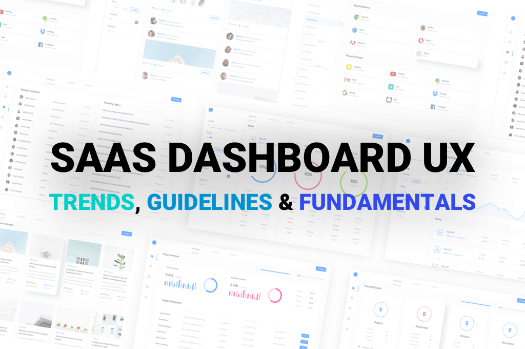 The top trends for dashboard UX, including dashboard design best practices and dashboard ideas. From WANDR Agency, a top UX/UI agency.
