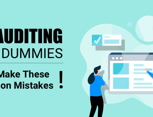 UX Auditing for Dummies: Don't Make These Common Mistakes