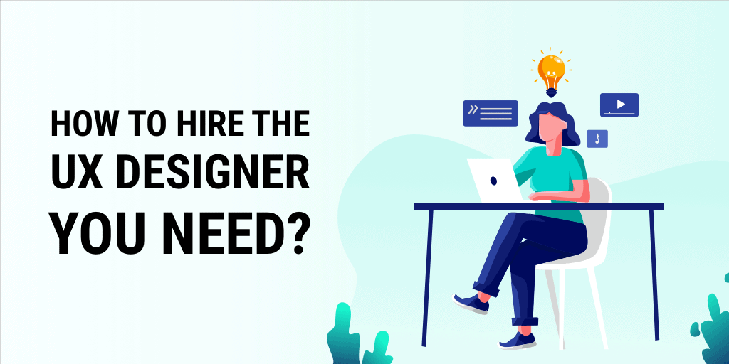 The process for how to hire a UX designer and key tips, from WANDR Studio, a UX Design Agency