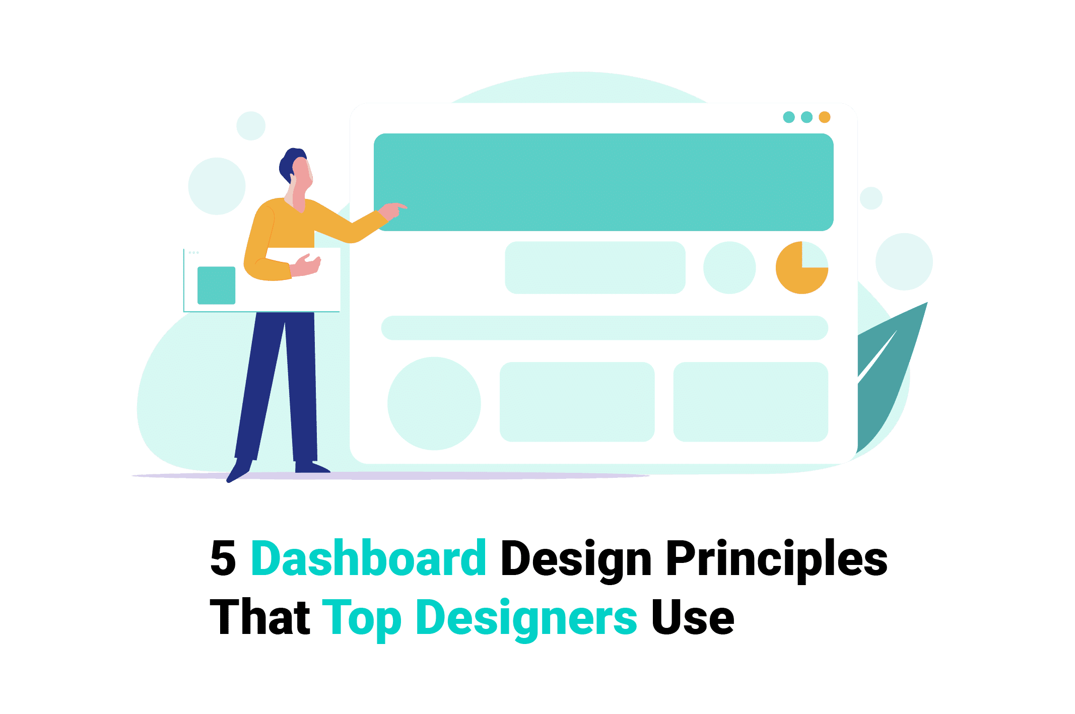 Dashboard Design Principles brought to you by the Ranked # Product Strategy and UX Design Firm, a team of expert Designers, WANDR