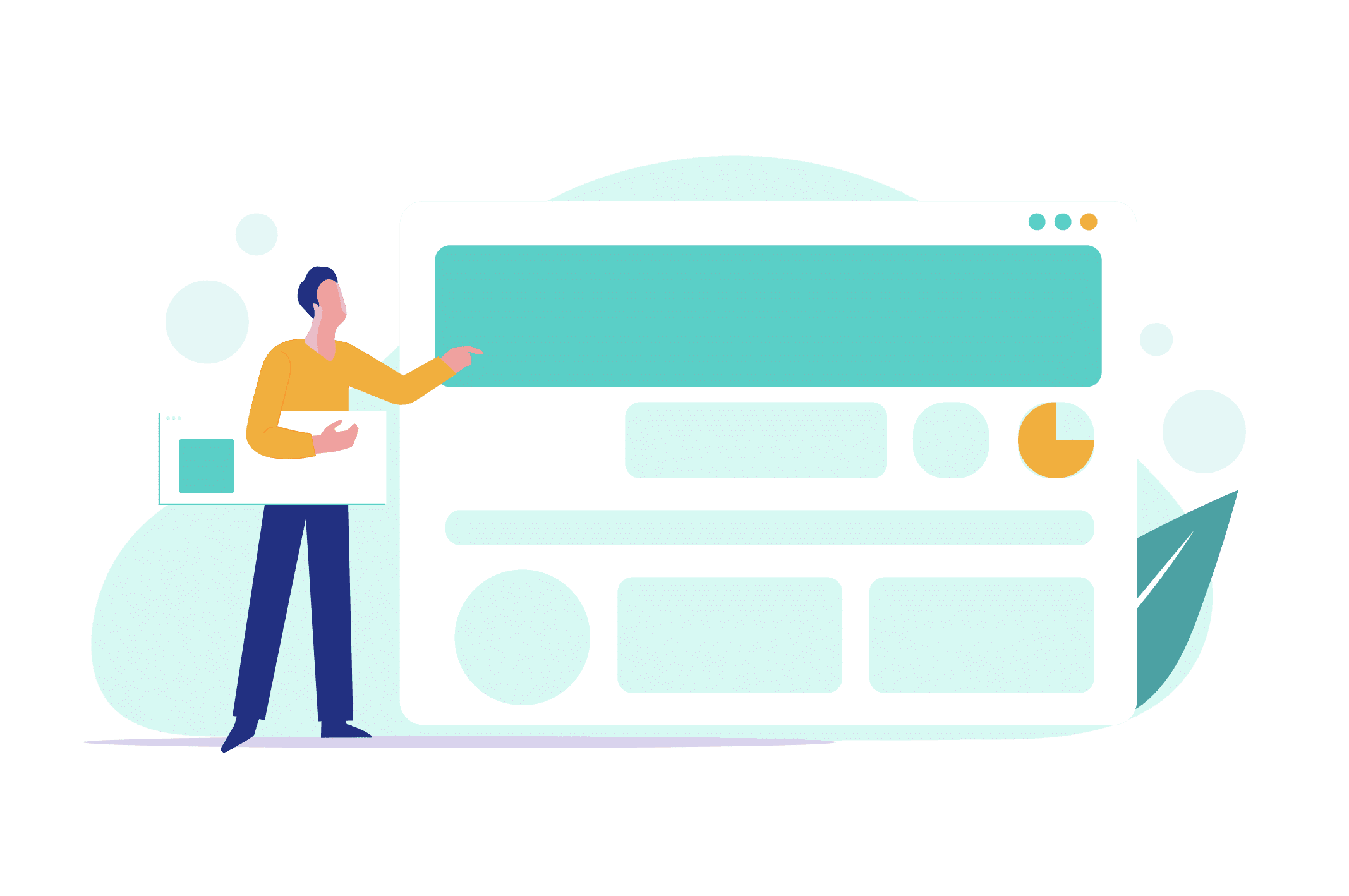 dashboard design principles should help deliver a superior UX presented by the best designers of the leading UX Design Firm, WANDR