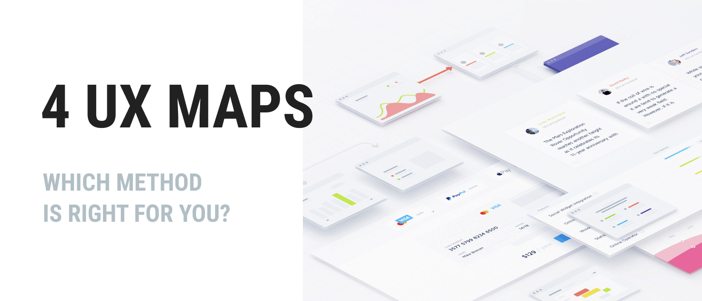 UX maps benefit both users and employees by WANDR, globally competitive designers, voted 1 Product Strategy and UX Design Firm