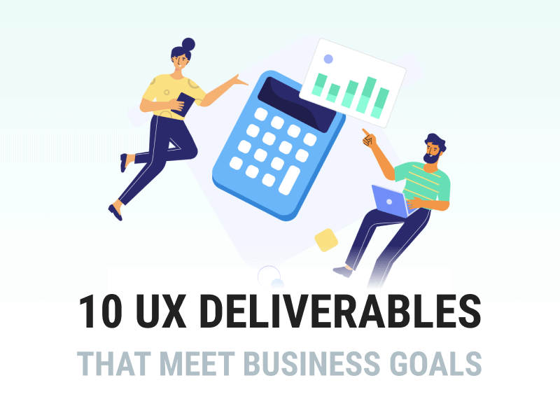 UX deliverables Brought to you by WANDR, the leading UX design agency in Los Angeles and San Francisco