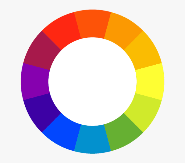 Color guide is one of the factors to consider for the good looking websites brought to you by a digital design firm in LA - WANDR