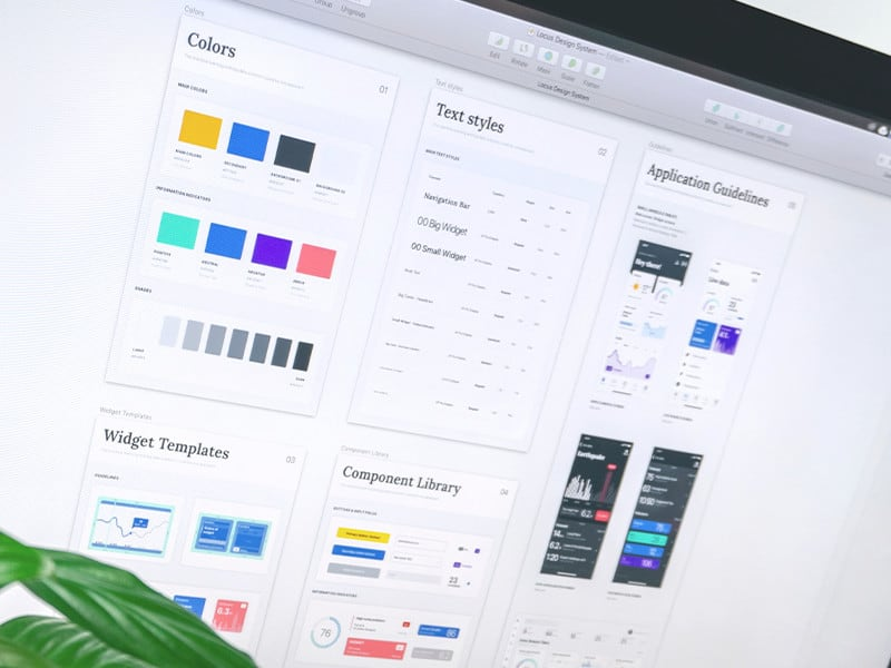 design systems help SaaS company to achieve scability brought to you by the #1 Product Design and UX Design Firm - WANDR