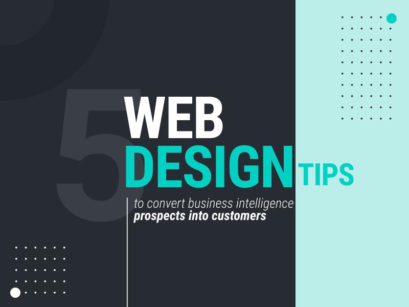 WANDR prepared 5 web design tips