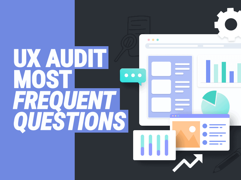 UX audit most frequently asked questions brought to you by WANDR, a product strategy and UX design firm